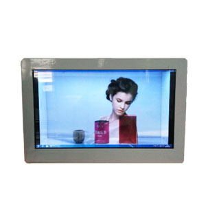 86 inch LCD Transparent touch screen