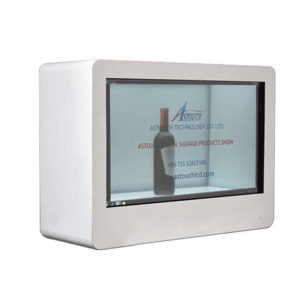 55 inch LCD Transparent touch screen